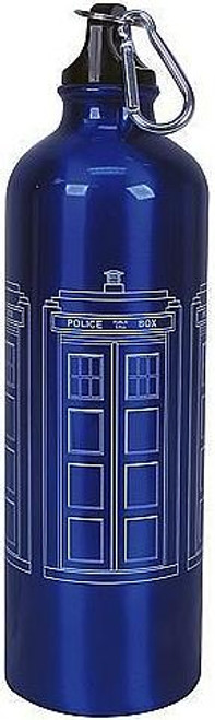 Doctor Who Tardis Water Bottle [Aluminum]