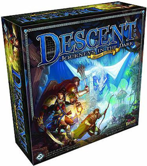 Descent Journeys in the Dark Board Game [Second Edition]