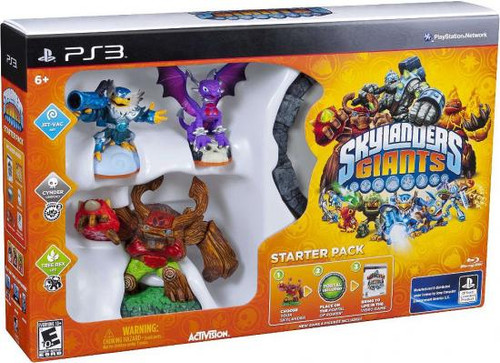 Skylanders PS3 Giants Starter Pack