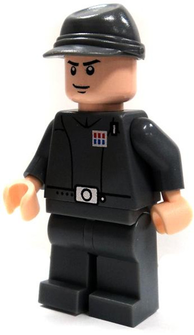 LEGO Star Wars Loose Imperial Shuttle Commander Minifigure [Loose]