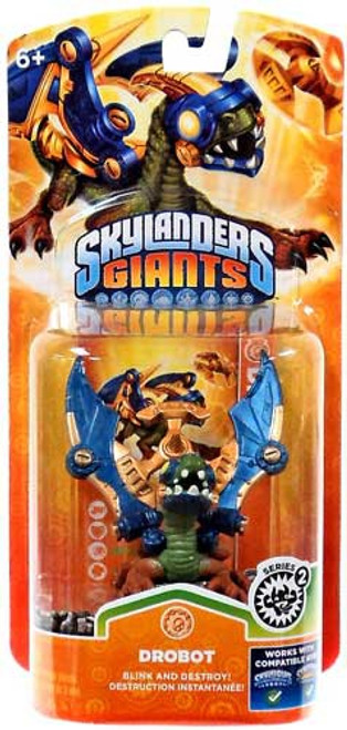 Skylanders Giants Series 2 Drobot Figure Pack [Giants Version]