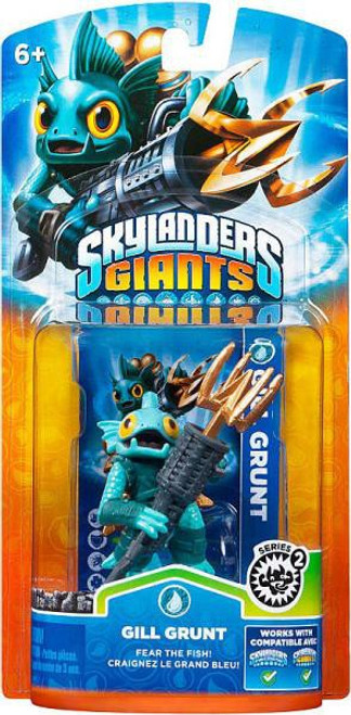 Skylanders Giants Series 2 Gill Grunt Figure Pack
