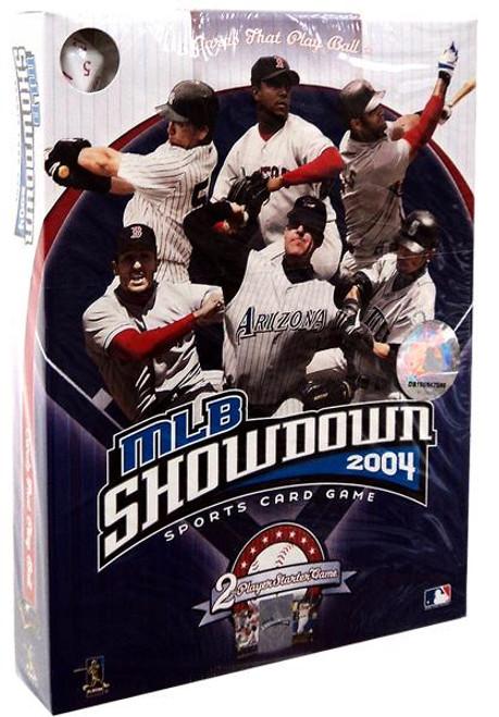 2004 MLB Showdown 2-Player Starter Game