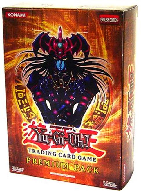 YuGiOh Premium Pack 1 Booster Pack Box