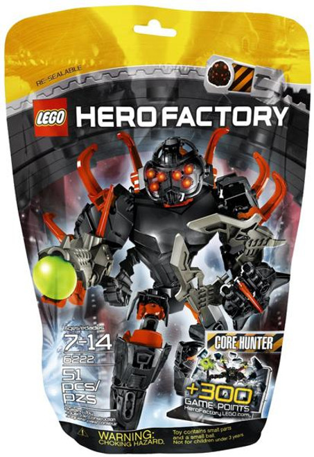 LEGO Hero Factory Core Hunter Set #6222