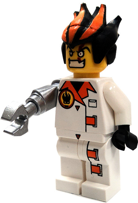 LEGO Agents Dr. Inferno [Loose]