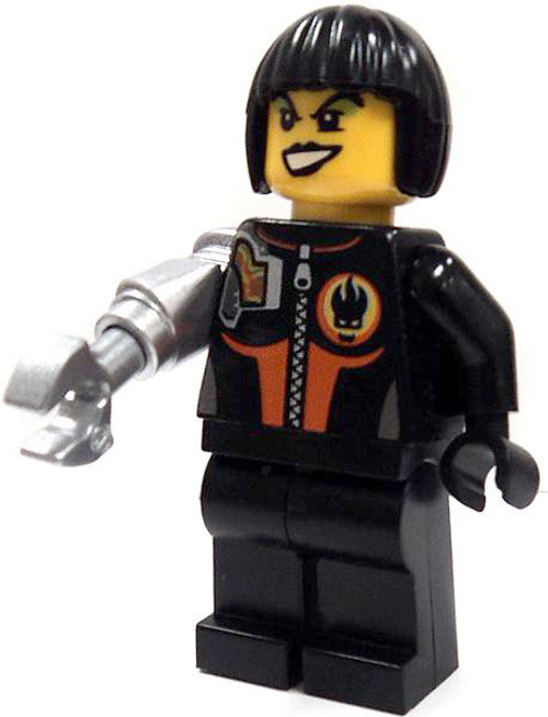 LEGO Agents Loose Agent Claw Dette Minifigure [Loose]