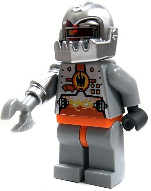 LEGO Agents Loose Agent Magma Commander Minifigure [Loose]
