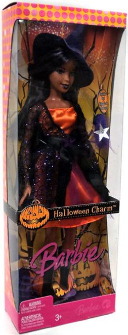 Barbie Halloween Charm Nikki Doll