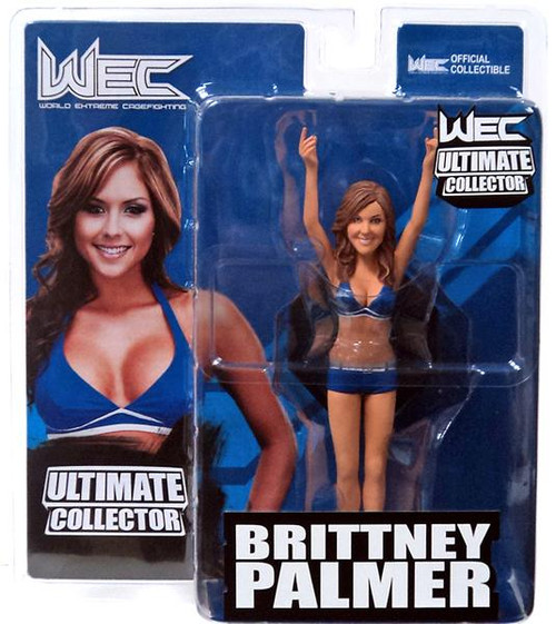 UFC Ultimate Collector Series 11 Brittney Palmer Action Figure [WEC]