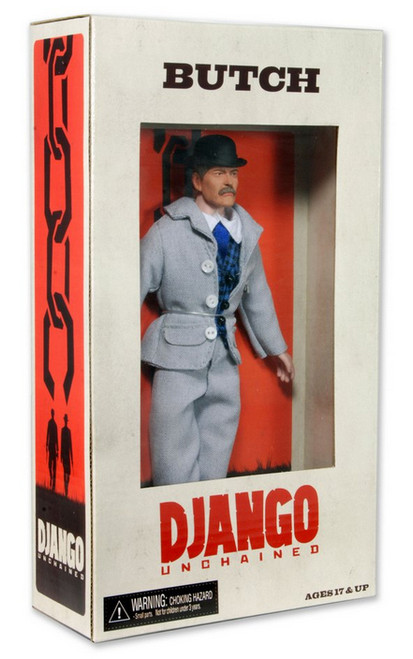 NECA Django Unchained Butch Pooch 8-Inch Doll [James Remar]