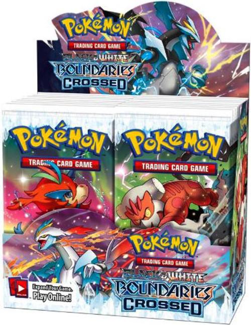 Pokemon Black & White Boundaries Crossed Booster Box [36 Packs] [Sealed]