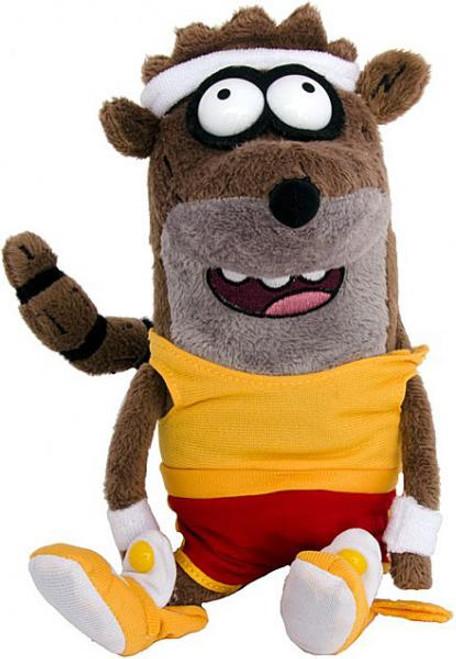 Cartoon Network Regular Show Rigby 7-Inch Plush [Basketball Uniform]