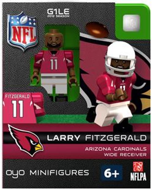 Arizona Cardinals NFL Generation 1 2012 Season Larry Fitzgerald Minifigure