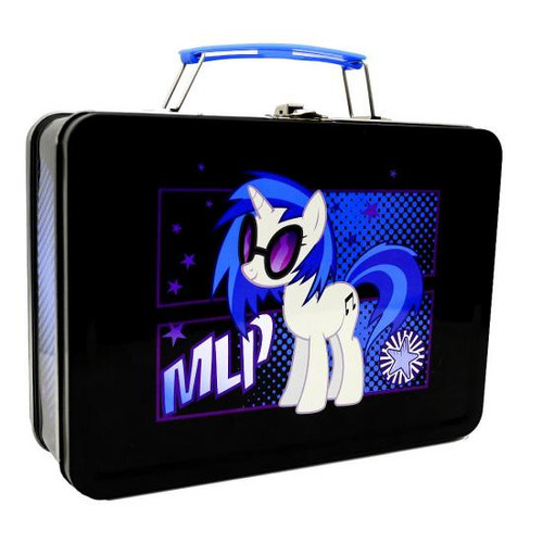 "My Little Pony Novelties DJ P0N-3 ""Vinyl Scratch"" Lunch Box"