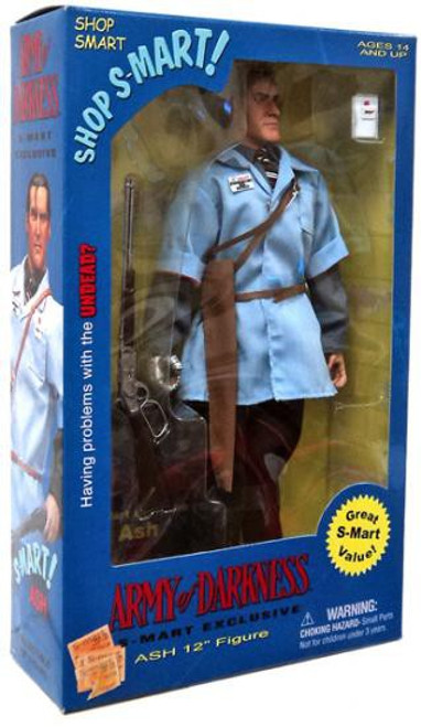 Evil Dead Army of Darkness Ash 1/6 Collectible Figure [S-Mart]