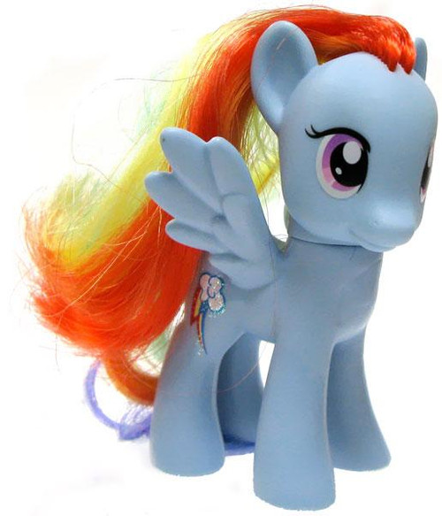 My Little Pony 3 Inch Loose Rainbow Dash Collectible Figure [Favorites Collection Loose]