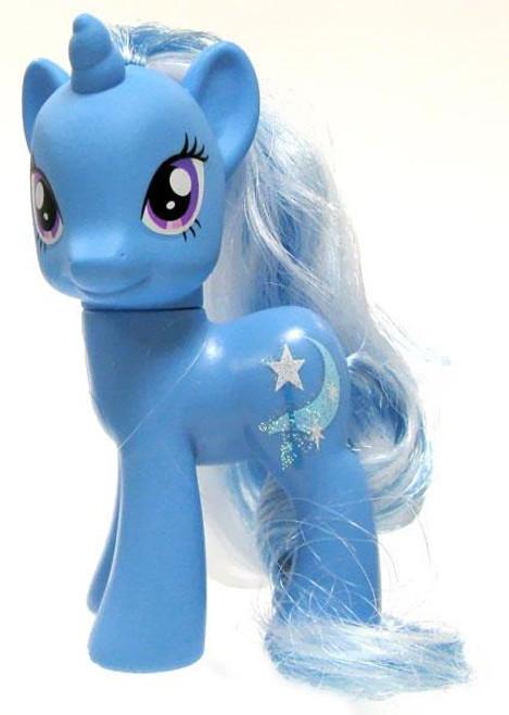 My Little Pony 3 Inch Loose The Great and Powerful Trixie Collectible Figure [Favorites Collection Loose]