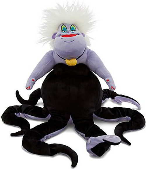 Disney The Little Mermaid Ursula Exclusive 14-Inch Plush Doll