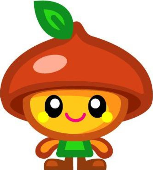 Moshi Monsters Moshlings Series 4 Pip Mini Figure #09