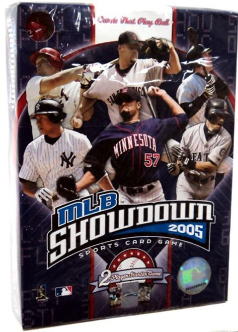 2005 MLB Showdown 2-Player Starter Game