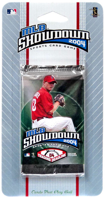 2004 MLB Showdown Trading Deadline Booster Pack