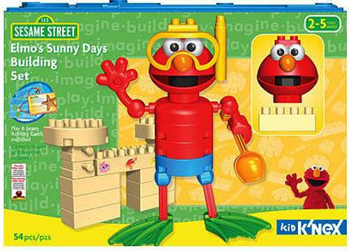 K'NEX Sesame Street Elmo's Sunny Days Set