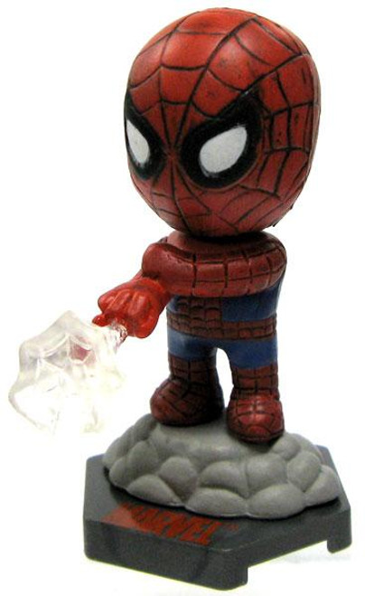 Marvel Grab Zags Spider-Man Minifigure [Blue & Red]
