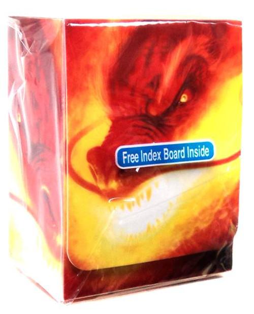 Card Supplies Deck Armor Inferno Dragon Deck Box