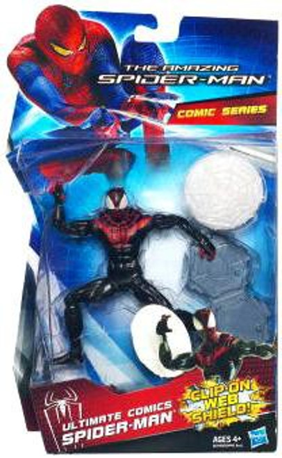 The Amazing Spider-Man Comic Series Ultimate Comics Spider-Man Exclusive Action Figure