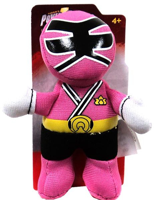 Power Rangers Super Samurai 3 Inch Pink Ranger Plush
