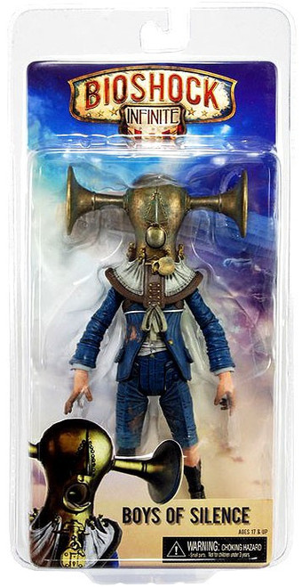 NECA Bioshock Infinite Series 1 Boys of Silence Action Figure