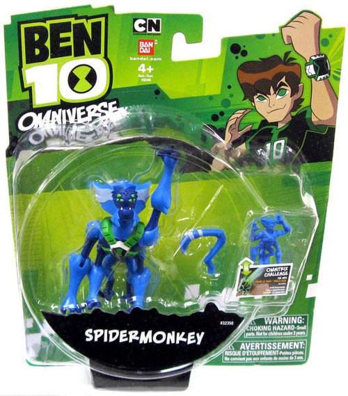 Ben 10 Omniverse Spidermonkey Action Figure