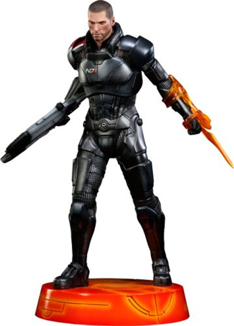 Mass Effect Commander Shepard 19-Inch Premium Figure