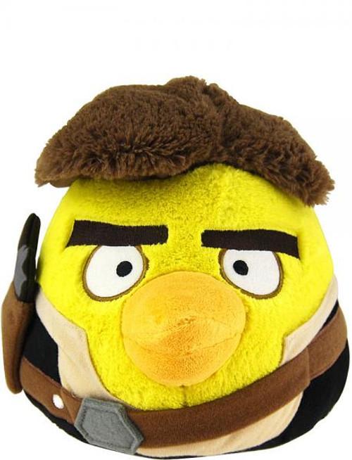 Star Wars Angry Birds Han Solo Bird 5-Inch Plush