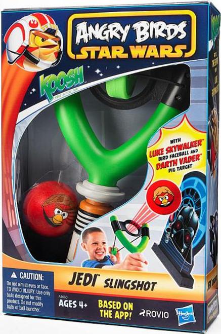 Star Wars Angry Birds Koosh Jedi Slingshot Roleplay Toy