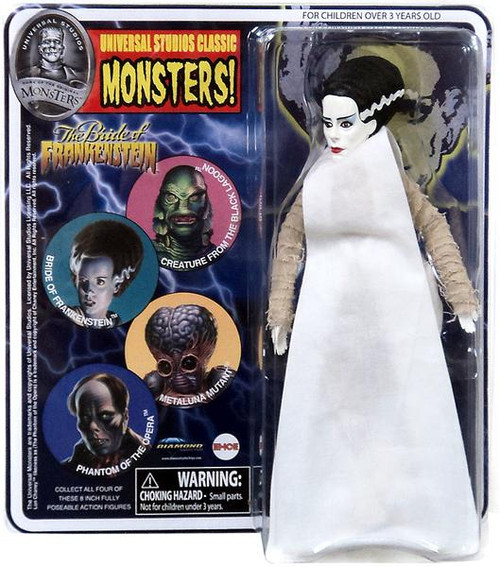 Universal Monsters Series 3 Retro Bride of Frankenstein Action Figure