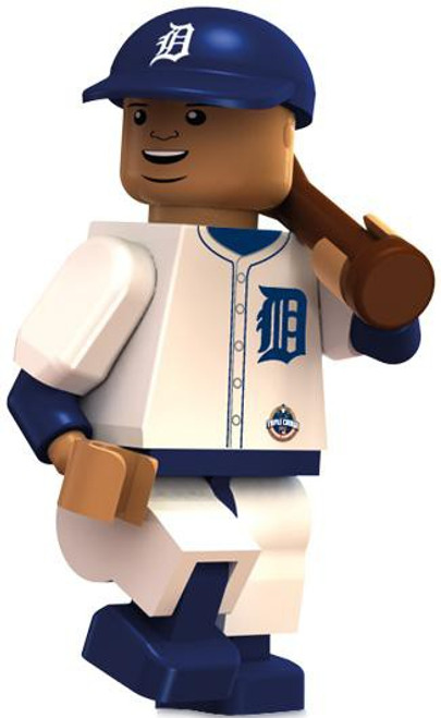 Detroit Tigers MLB Limited Edition Miguel Cabrera Triple Crown Minifigure