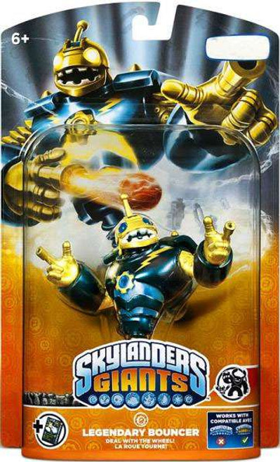 Skylanders Giants Exclusives Bouncer Exclusive Figure Pack [Legendary]
