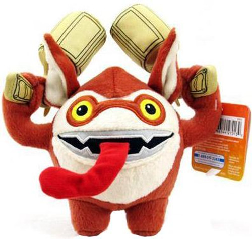 Skylanders Giants Talking Toss 'Ems Trigger Happy 7-Inch Plush