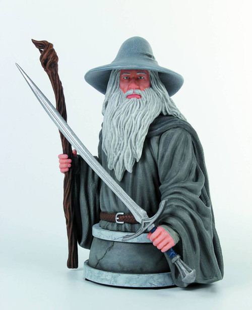 The Hobbit An Unexpected Journey Gandalf Mini Bust