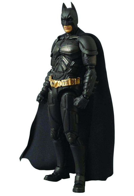 The Dark Knight Rises MAFEX Batman Action Figure #002