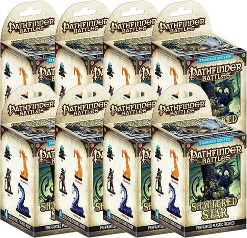 Pathfinder Battles Shattered Star Booster Brick