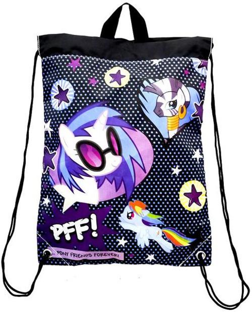 My Little Pony Novelties Pony Friends Forever Brony Sling Backpack