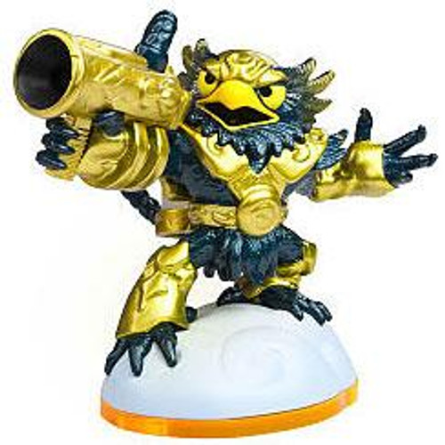 Skylanders Giants Loose Jet-Vac Figure [Legendary Loose]