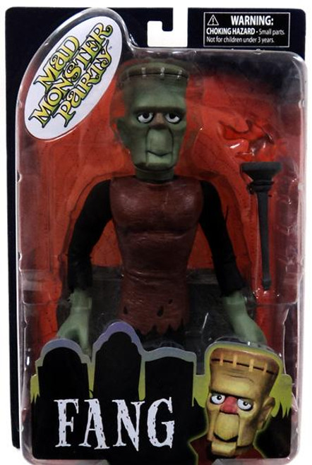 Mad Monster Party Series 1 Fang Action Figure
