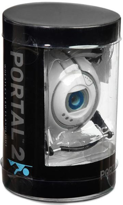 Portal 2 Wheatley LED Flashlight