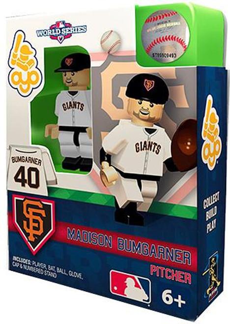San Francisco Giants MLB 2012 World Series Madison Bumgarner Minifigure