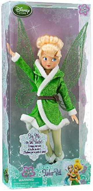 Disney Fairies Classic Doll Collection Tinker Bell Exclusive 10-Inch Doll