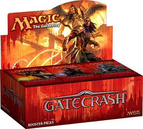MtG Gatecrash Booster Box [Sealed]